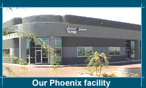 21,000 sq. ft. facility in AZ, USA
