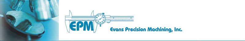 Evans Precision Machining